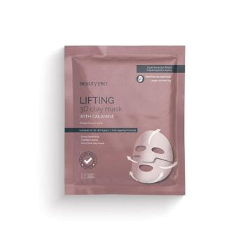 BeautyPro Lifting 3D Clay Face Mask with Calamine (1 x Single Use, 18g)