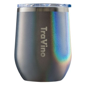Stemless Vacuum Insulated Wine Tumbler - 355ml (12oz) - Charcoal