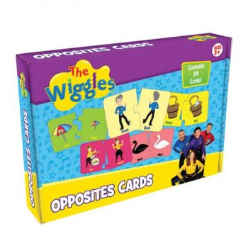 The Wiggles® Opposite Boxed Cards