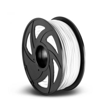 3D Printer Filament ABS 1.75mm 1kg/Roll Accuracy +/ 0.02mm Spool  White