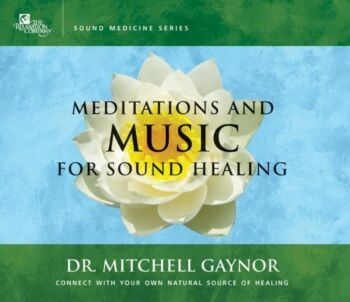 CD: Meditations for Sound Healing