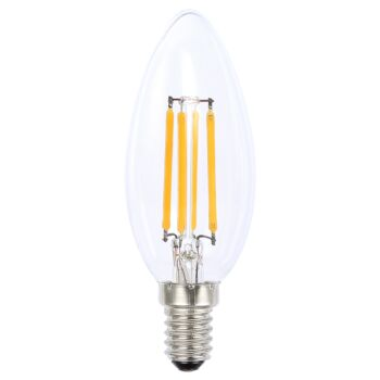 Globe LED 2.5w G9 2700K Clear Non-Dimmable