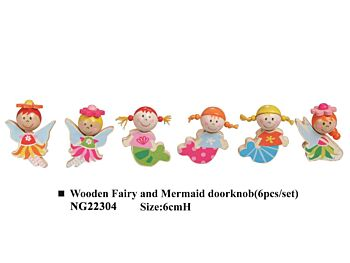 FAIRY & MERMAID DOORKNOB