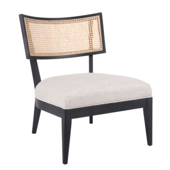 Darcy Rattan Occasional Chair