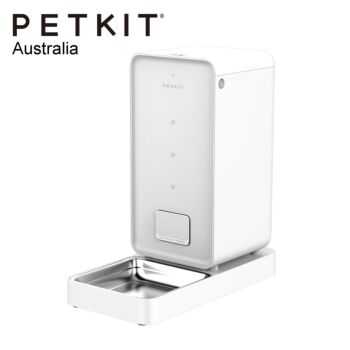 Petkit Fresh Element Automatic Smart Feeder - White