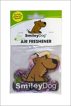 SmileyDog Air Freshener Pack Lavender  (10 units)