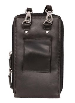 PCOP01 | Oil Pull Up Mobile Phone Bag
