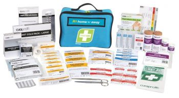 R1 Home N Away First Aid Kit Soft Pack