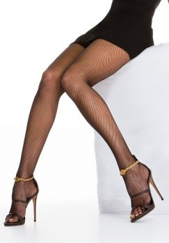 Fishnet Microrete Tights