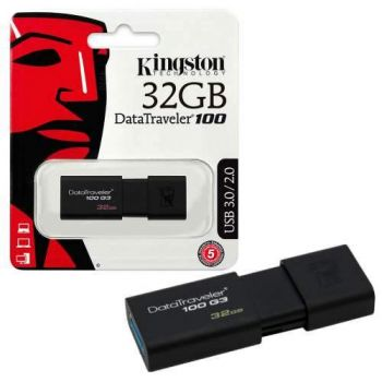 KINGSTON USB FLASH DRIVE 32GB V3.1
