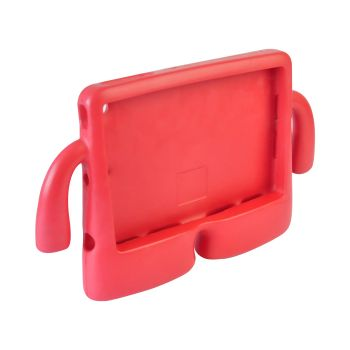 Shockproof Tough Rubber Safe Tablet Case in Fuchsia Colour