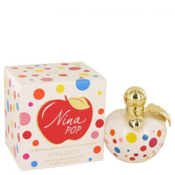 Nina Pop by NINA RICCI for Women (80ml) Eau de Toilette-BOTTLE
