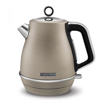 Morphy Richards Evoke Jug Kettle Platinum - 104403