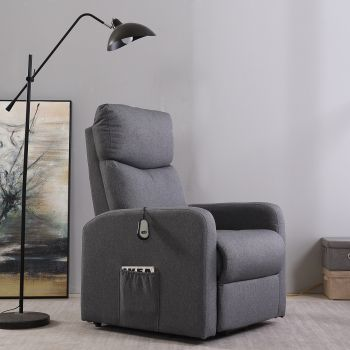 Levede Recliner Chairs Electric Massage Chair Lift Armchair 8 Point Heated Sofa