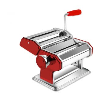 150mm Stainless Steel Pasta Making Machine Noodle Food Maker 100% Genuine Red