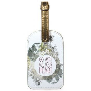 Luggage Tag-All Your Heart