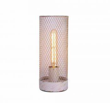 Chalida Touch Table Desk Lamp - White