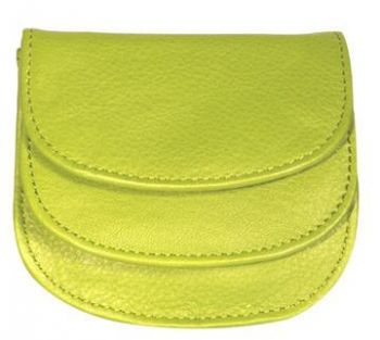 CF01 (NRF)   Leather Coin Purse