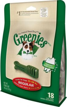 GREENIES MEGA TREAT PACK 510G REGULAR