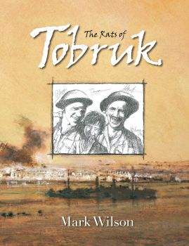 Books - WHB Books - The Rats of Tobruk