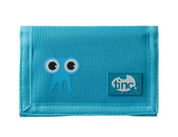 Blue Character Wallet
