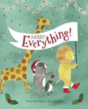 Books - WHB Books - Merry Everything!