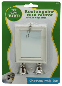 Bird Mirror Rectangular