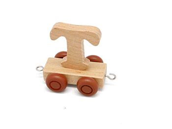 CARRIAGE LETTER T