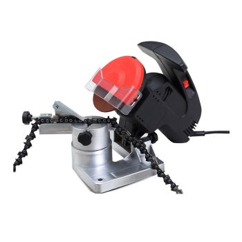 Traderight Electric Chainsaw Stone Sanding Sharpner with Bench Mount