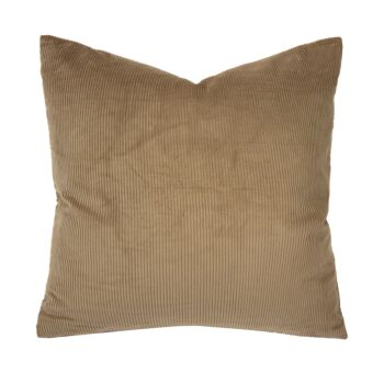 Sloane Cushion 50x50cm Butterscotch