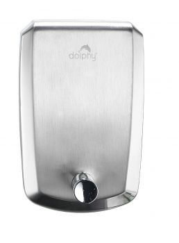 Dolphy Stainless Steel Liquid Soap Dispenser 500ML