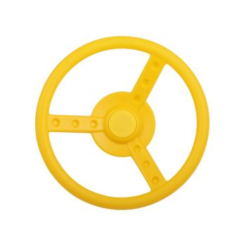 Lifespan Kids Steering Wheel - Yellow