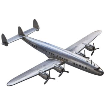 Authentic Models Constellation AirPlane Model With Stand