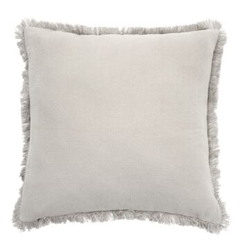 Avoca Cushion 50x50cm Pebble