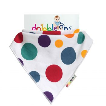 DRIBBLE ONS Polka Dot