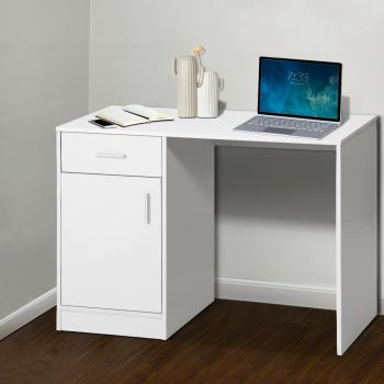 Computer Desk Office Table Storage PC Laptop Student Study Writing Home