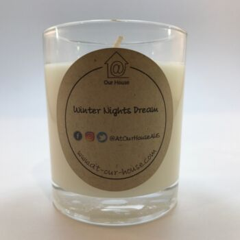 Winter Nights Dream Soy Candle