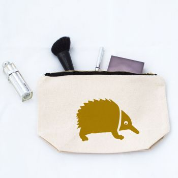 Echidna Makeup Bag