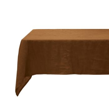 Linen Tablecloth 150x275cm Hazel