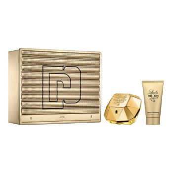 Lady Million 2 Piece by PACO RABANNE for Women (80ML) -GIFT SET