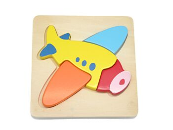 AIRPLANE CHUNKY PUZZLE