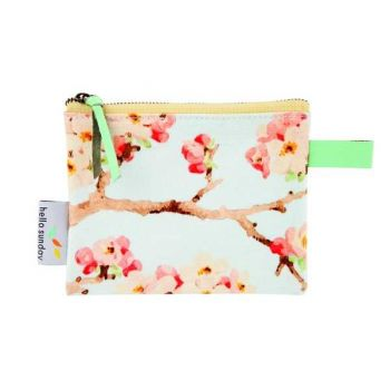 Coin Purse-Apple Blossom