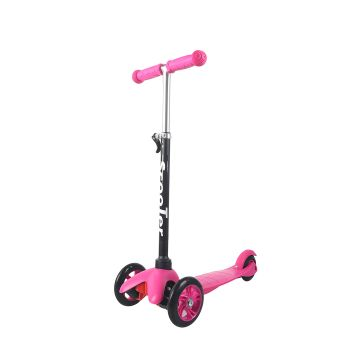 Kids Scooter 3 Wheels Adjustable Ride On Toy