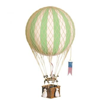 Royal Aero Hot Air Balloon Model - True Green