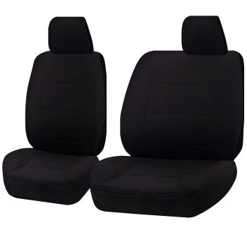Canvas Seat Covers for MAZDA BT50 UP SERIES 10/2011-2016 SINGLE CAB CHASSIS