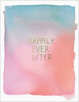 Foil Card-Happily Ever After