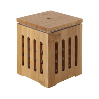 Sherwood Bamboo Ultrasonic Aromatic Diffusers - Natural Brown