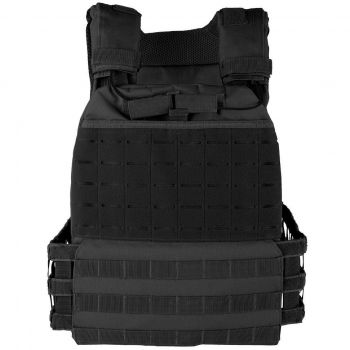 GND Weighted Tactical Vest - 1.5kg / Black