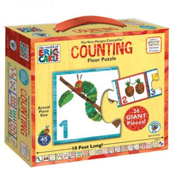 The Very Hungry Caterpillar™ Counting Floor Puzzle