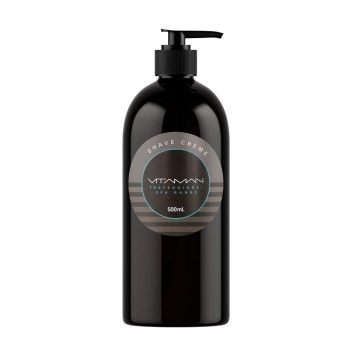 Shave Creme 500ml - Professional Only
